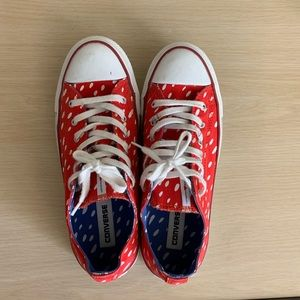 Converse x Marimekko sneakers